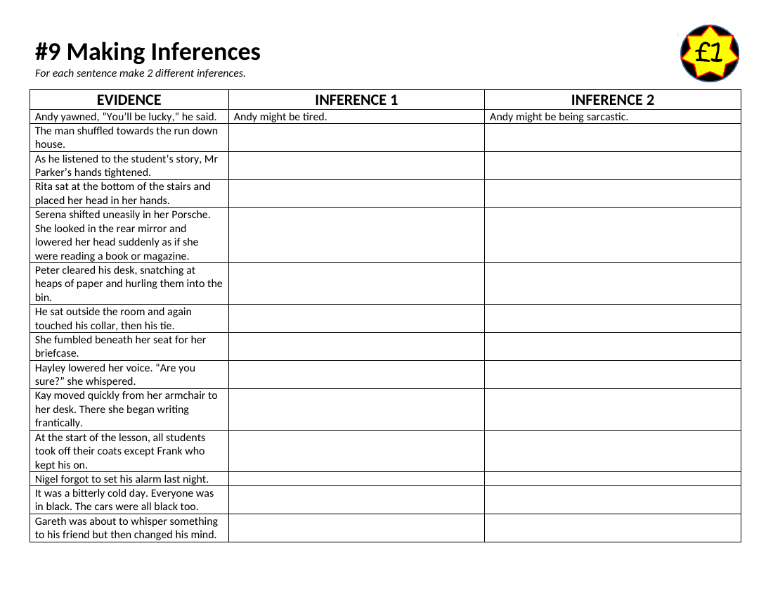 Spag Intervention Worksheets By Hmbenglishresources