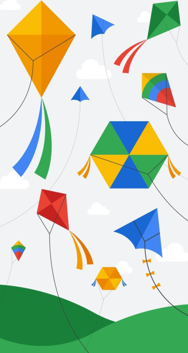 Google shares spring wallpapers, including one potential Android P hint [Gallery] - 9to5Google