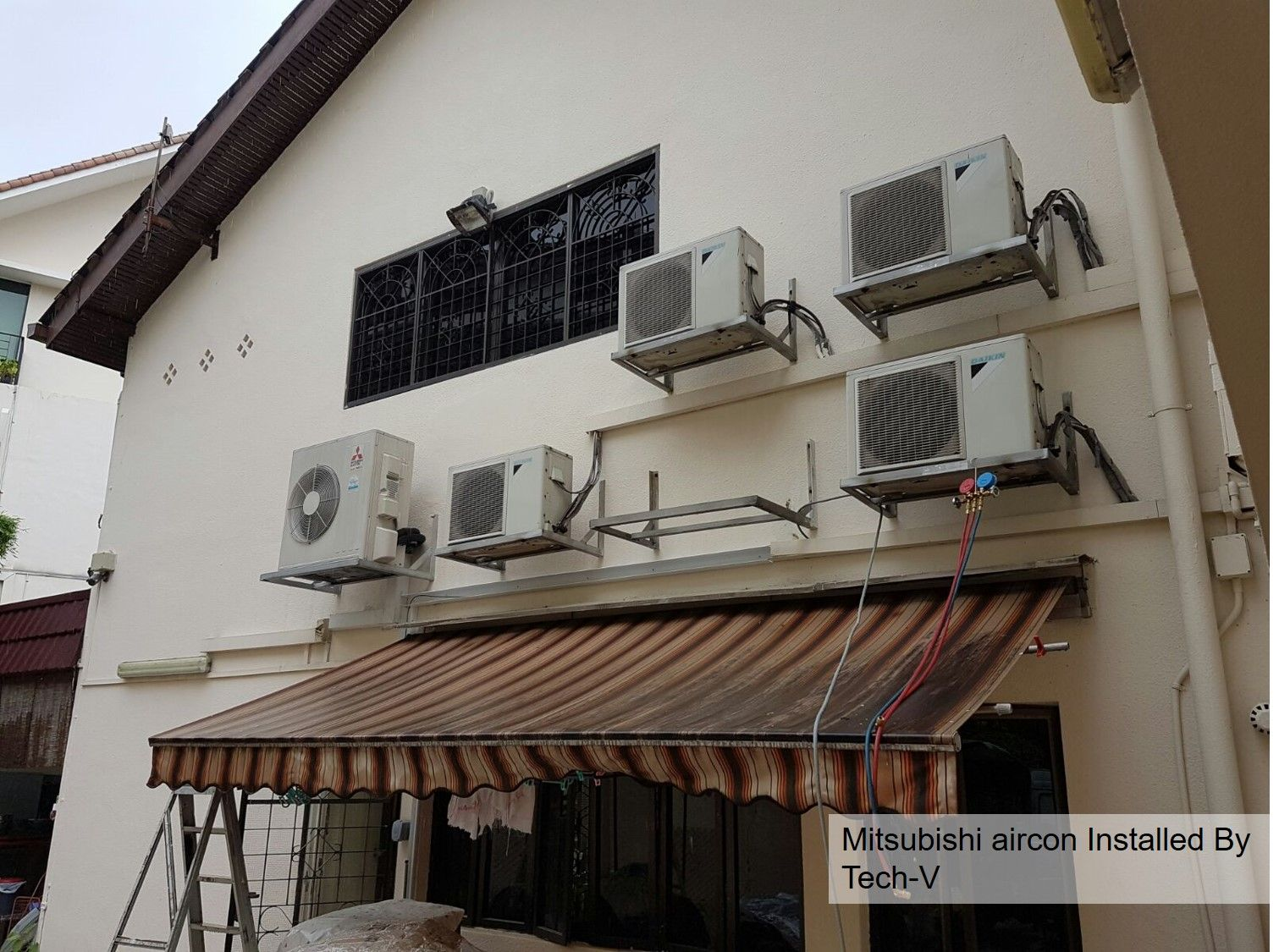 DID YOU KNOW? Old aircon consume much more electricity