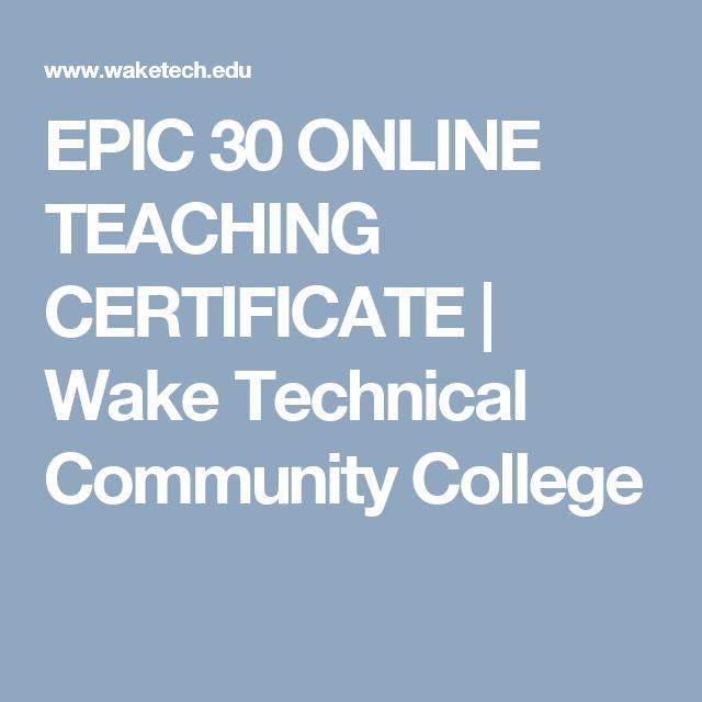 ba1632067e124dade62a37d5e0e97e8f - Wake Technical Community College Application