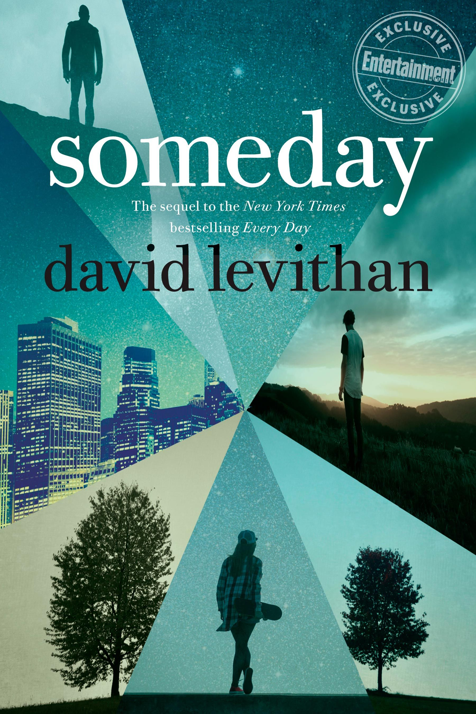 Read an excerpt from David Levithan's 'Every Day' sequel
