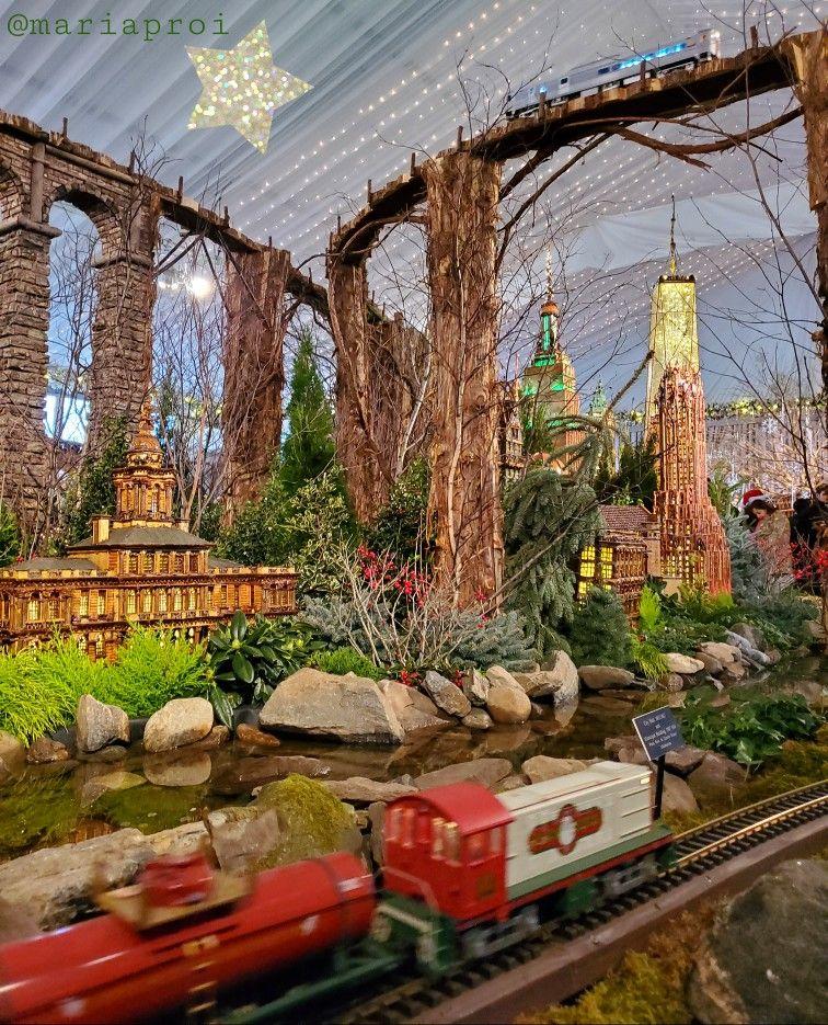 ba163afd86e73856b1c714a3a3804e3f - Holiday Train Show Ny Botanical Gardens