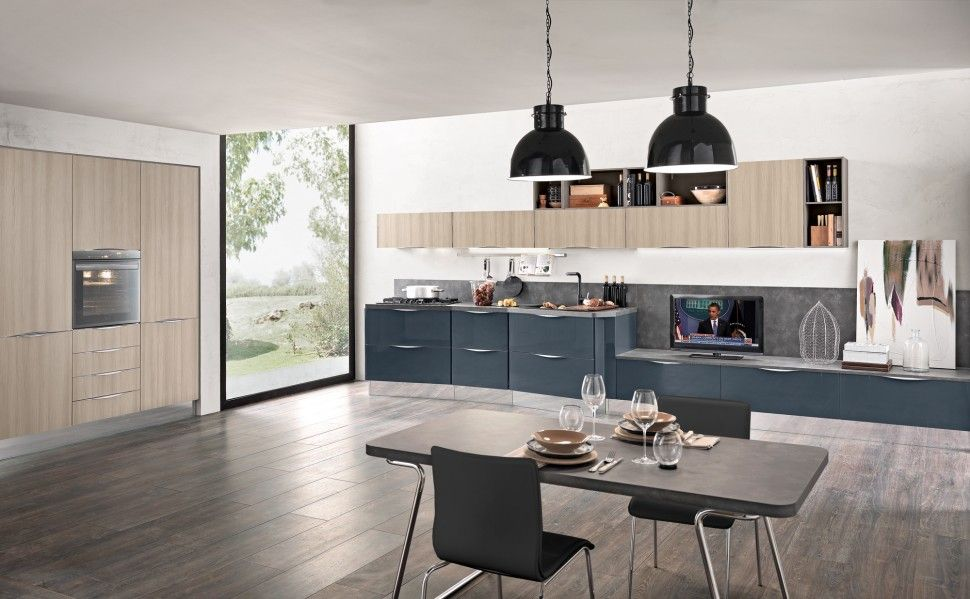 paragon glam | colombini casa | modern kitchens | pinterest, Kuchen