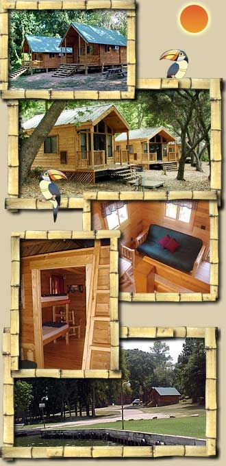 Experience The Finest Lake Conroe Cabins With A Stay At Castaways; Offering  The Finest Lake