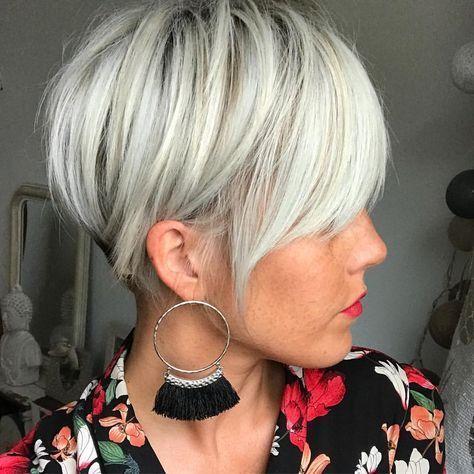 lavieduneblondie hair Pinterest Cabello