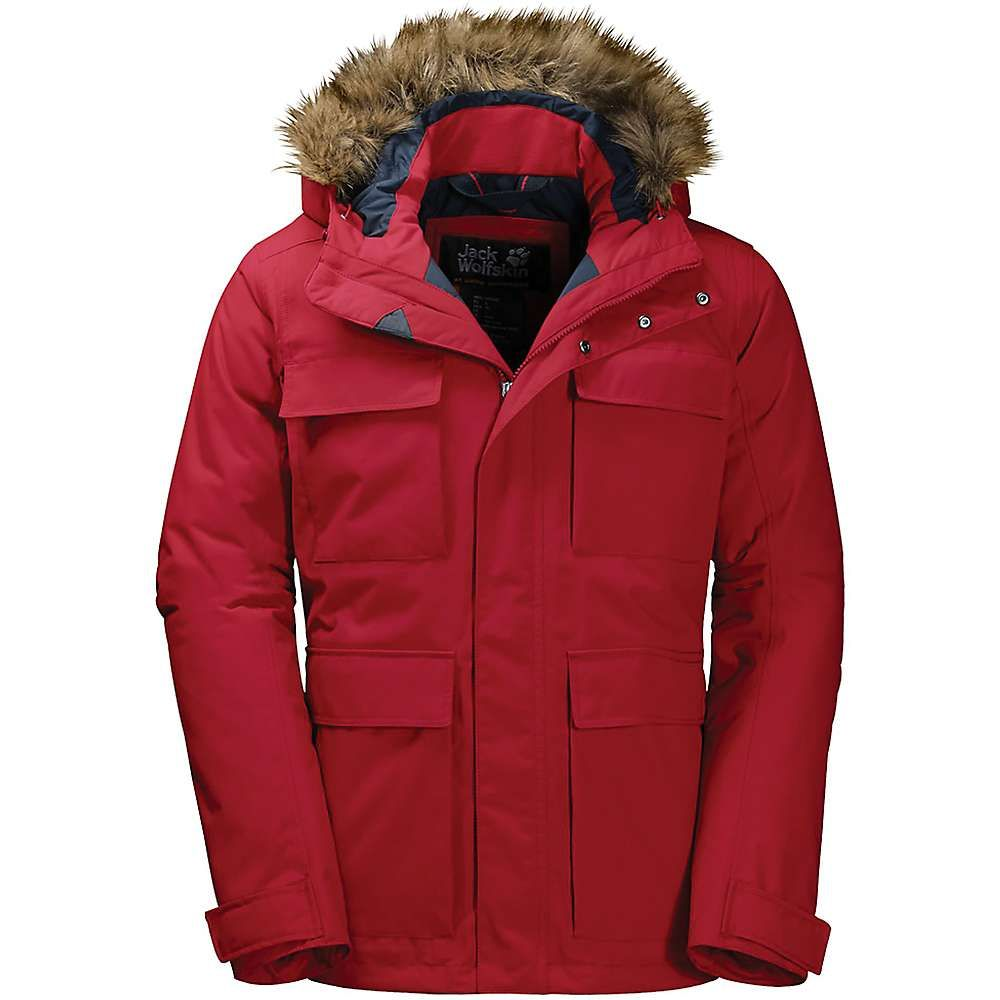 Jack Wolfskin Men S Point Barrow Jacket Mountain Steals