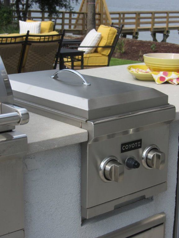 Home Outdoor Kitchen Outdoor Space Design Outdoor Living