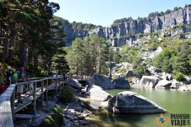 Visitar La Laguna Negra Soria 3 Jpg 658 439 Rutas De Senderismo Senderismo Rutas