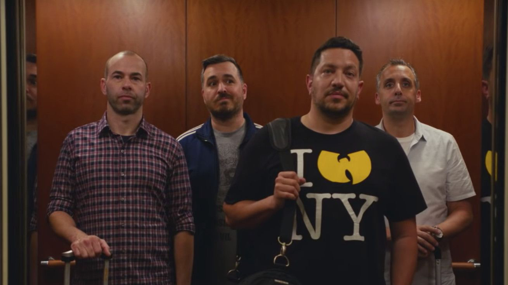 'Impractical Jokers The Movie' (Film Review) in 2020