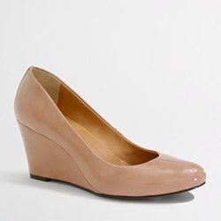 Factory Sylvia patent wedges
