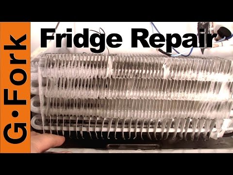 78 Refrigerator Repair Freezer Coils Frozen Refrigerator Is