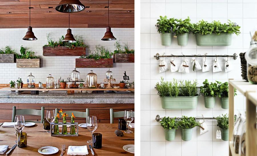 La Fabrique à Déco Des plantes dans la cuisine Cuisine Ikea, Deco Cuisine,