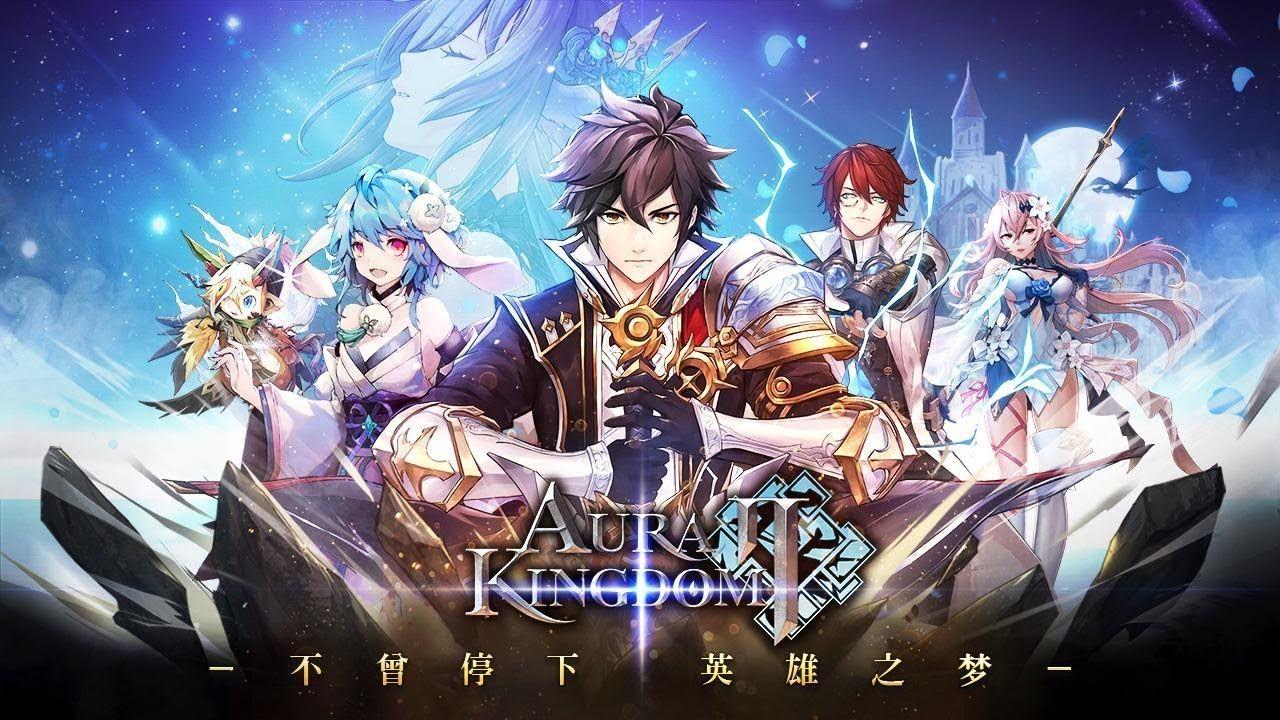 Aura Kingdom 2 android game first look gameplay español