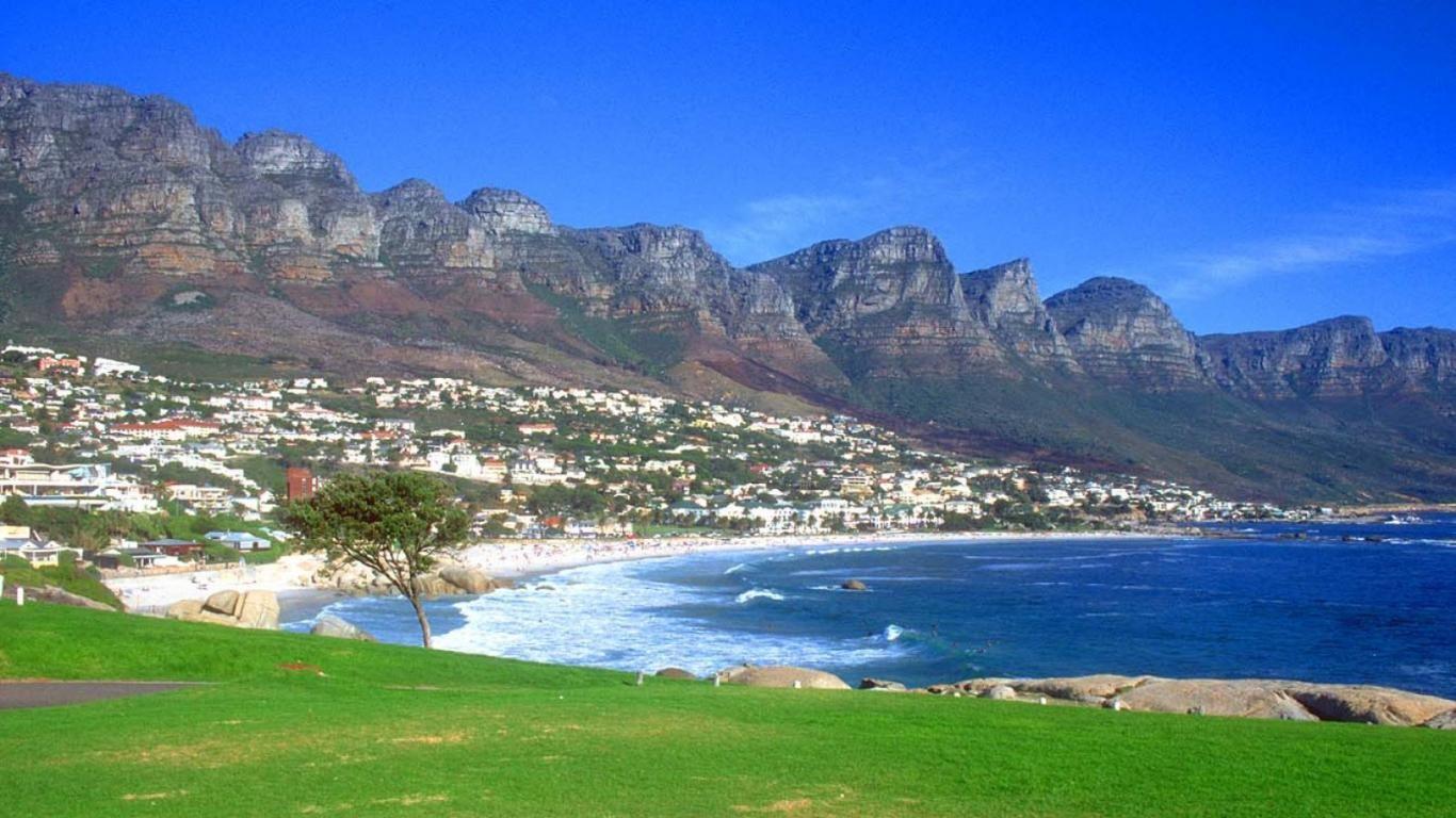 Cape Town City Wallpaper: Camps Bay Desktop Wallpapers 591