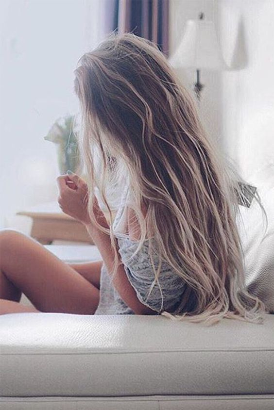 5 Simple Tips For Daily Hair Care Routine   Long hair styles, Beach hair, Cool hairstyles