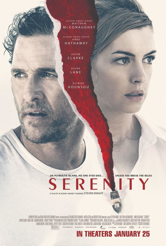 2452 Serenity 2019 720p Bluray Serenity Movie Movie Releases
