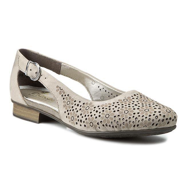 Sandale RIEKER 51996 65 Grey   Rieker, Heels, My style