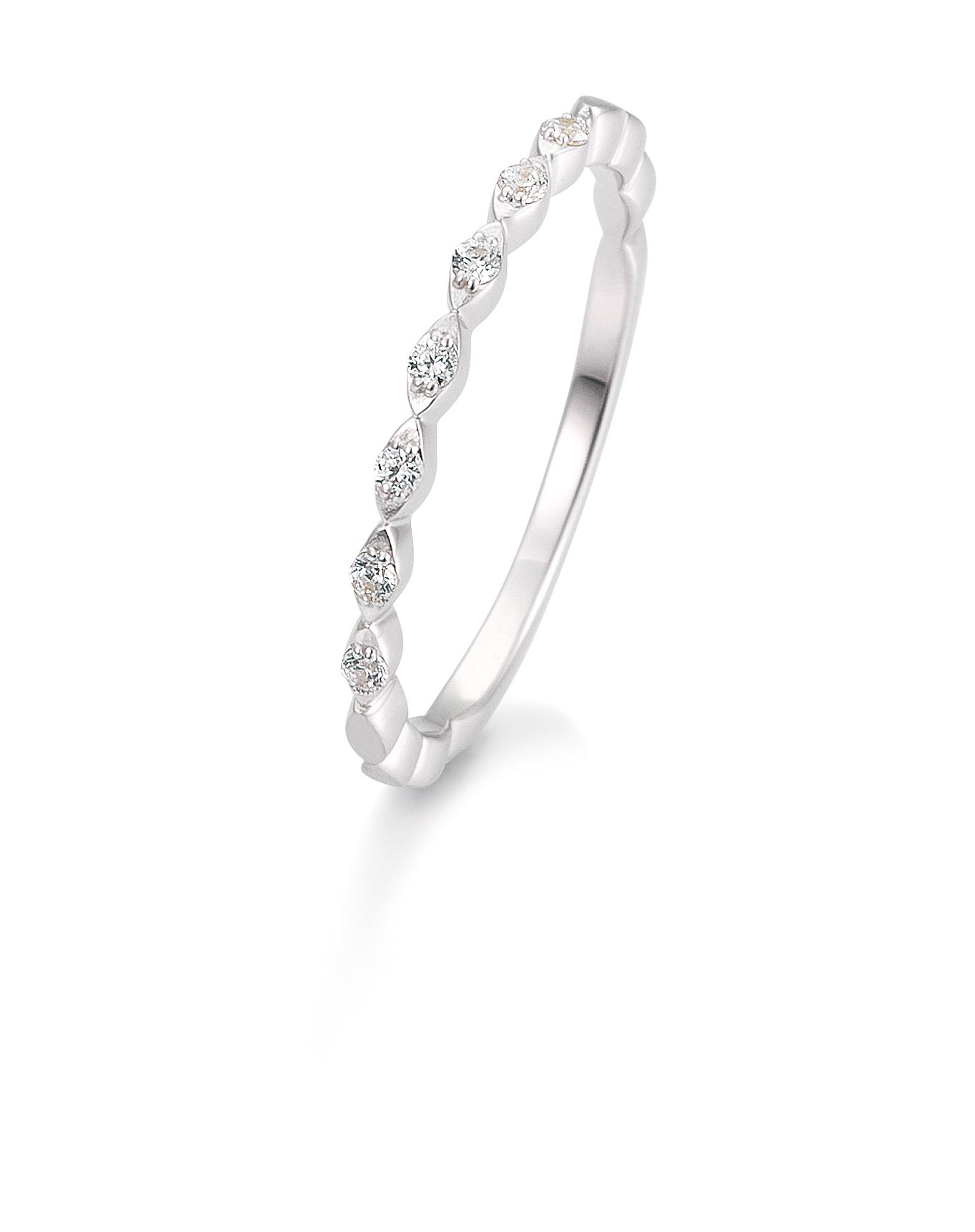 Vintage Diamantring 4105708 Goldschmuck Ring   Retro