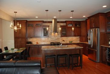 Pin by Showplace Cabinetry on (DP) Kitchens with Islands ...