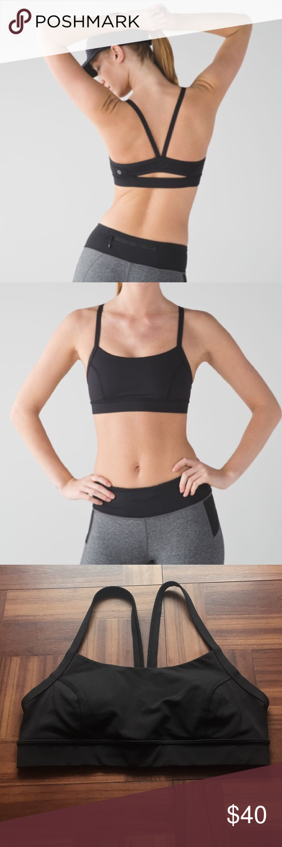 f49b2d342 Lululemon Rise and Run Bra Lululemon rise and run bra