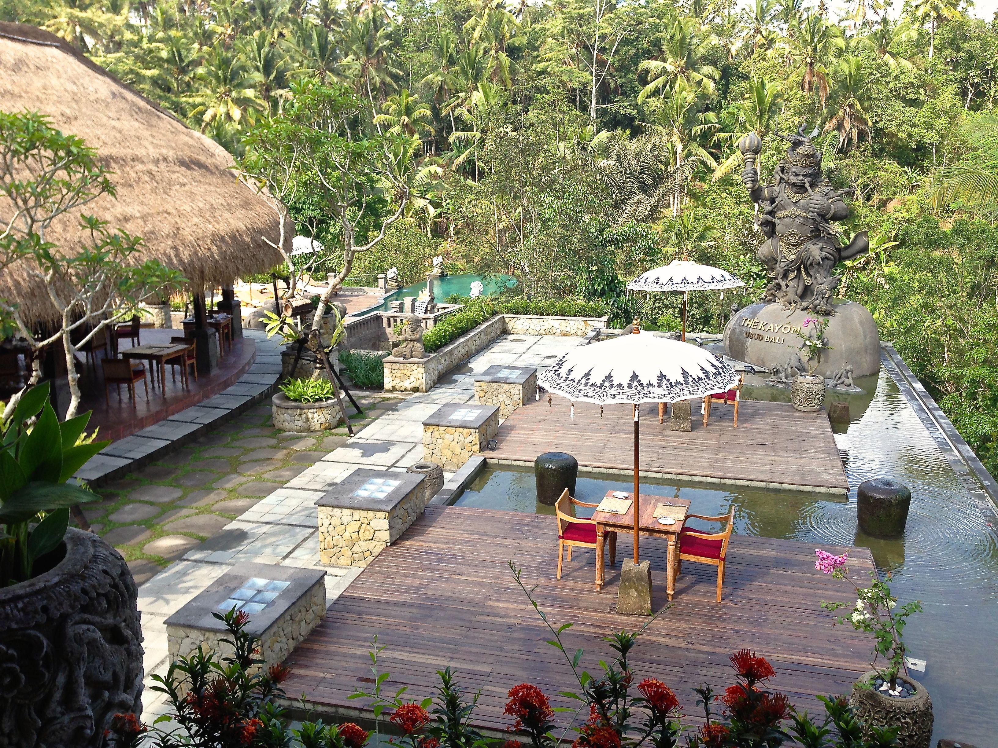 The Kayon Resort Ubud Bali Robingoesto Com Into Indo