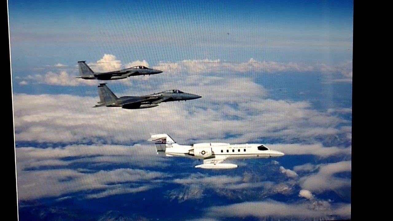 5*30*19UPDATE(!)DID 2 F15s INTERCEPT CONTAGIONSPRAYING