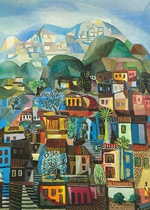 24 Obras Do Pintor Modernista Di Cavalcanti Obras De Di