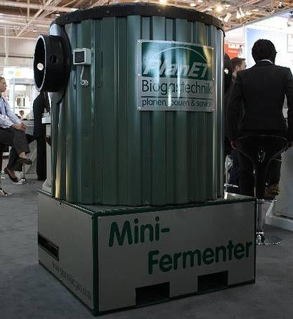 mini fermenter firma planet biogastechnik mett mann garten pinterest mett m nner und g rten. Black Bedroom Furniture Sets. Home Design Ideas