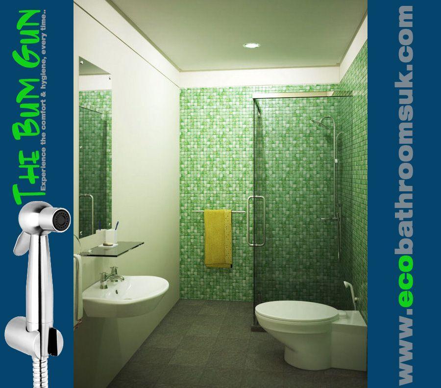 Eco Bathrooms Uk Exclusive Suppliers Of The Bum Gun Comfort
