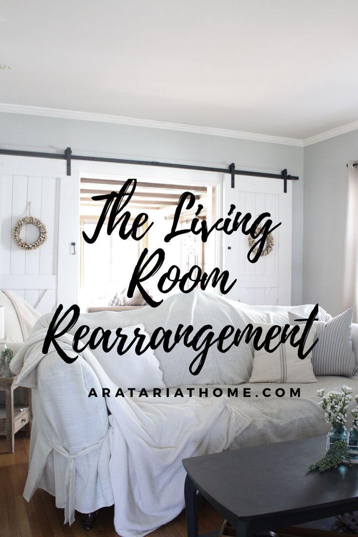 The Living Room Rearrangement images