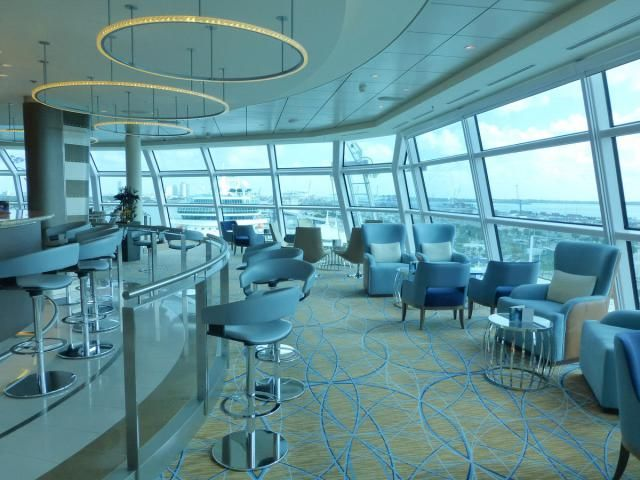 Celebrity Reflection Bars & Lounges   Celebrity Cruises