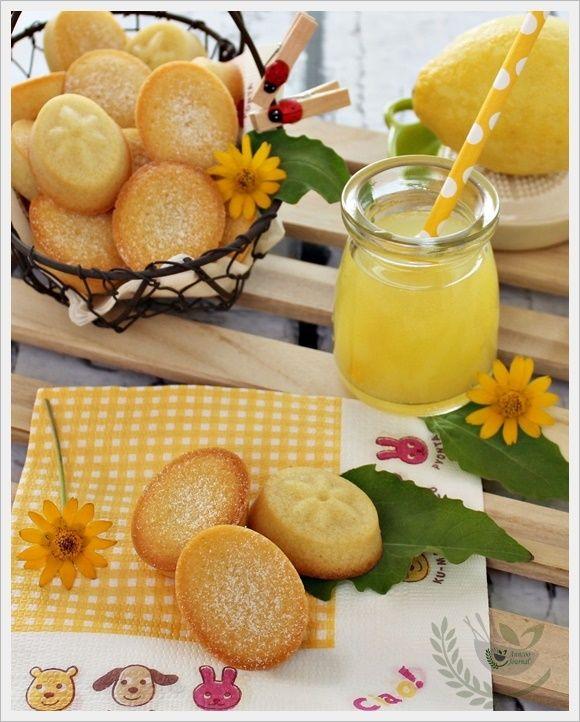 Friands de citron