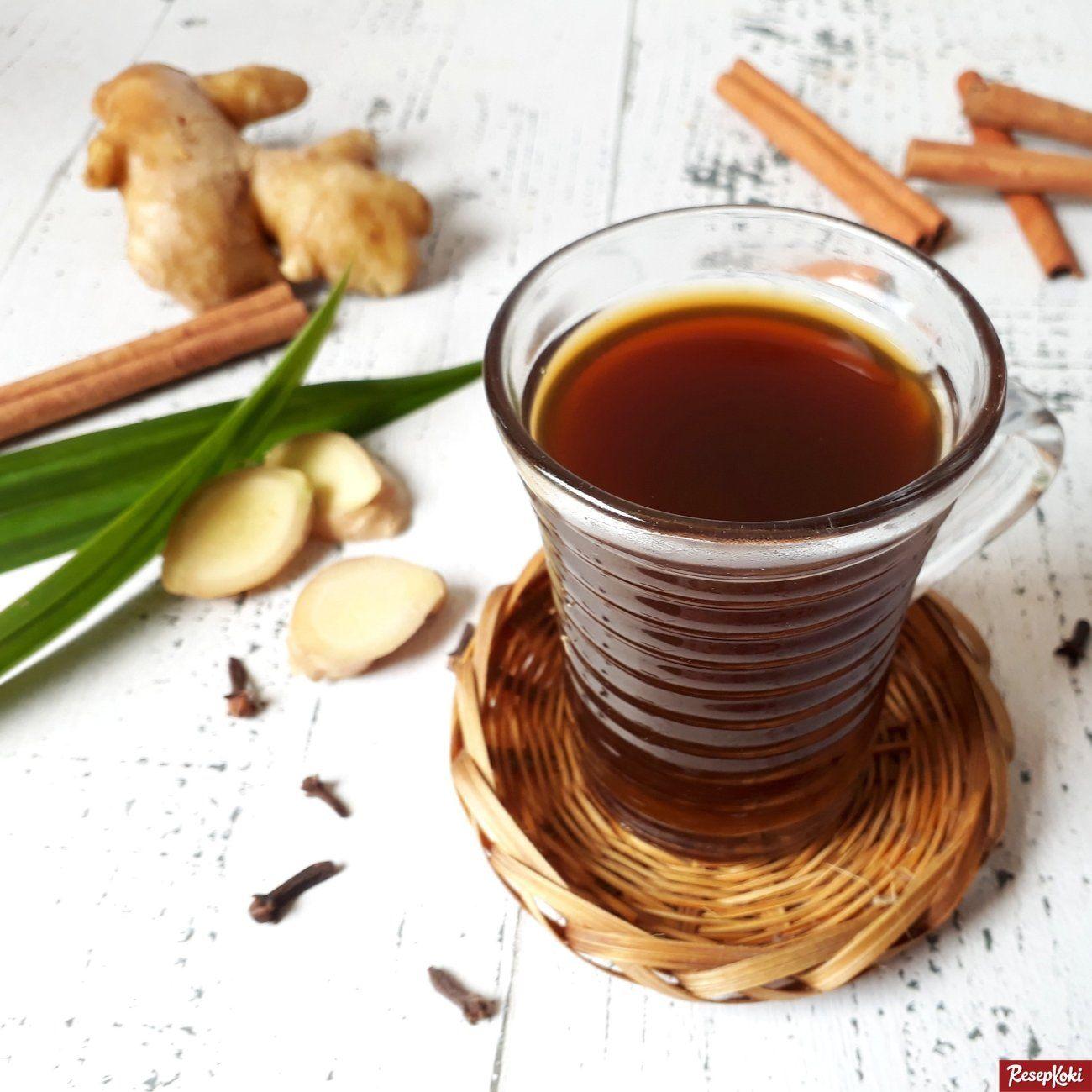 Bandrek Simpel Hangat Sedap Murah Meriah Resep Resepkoki Kayu Manis Resep Resep Minuman