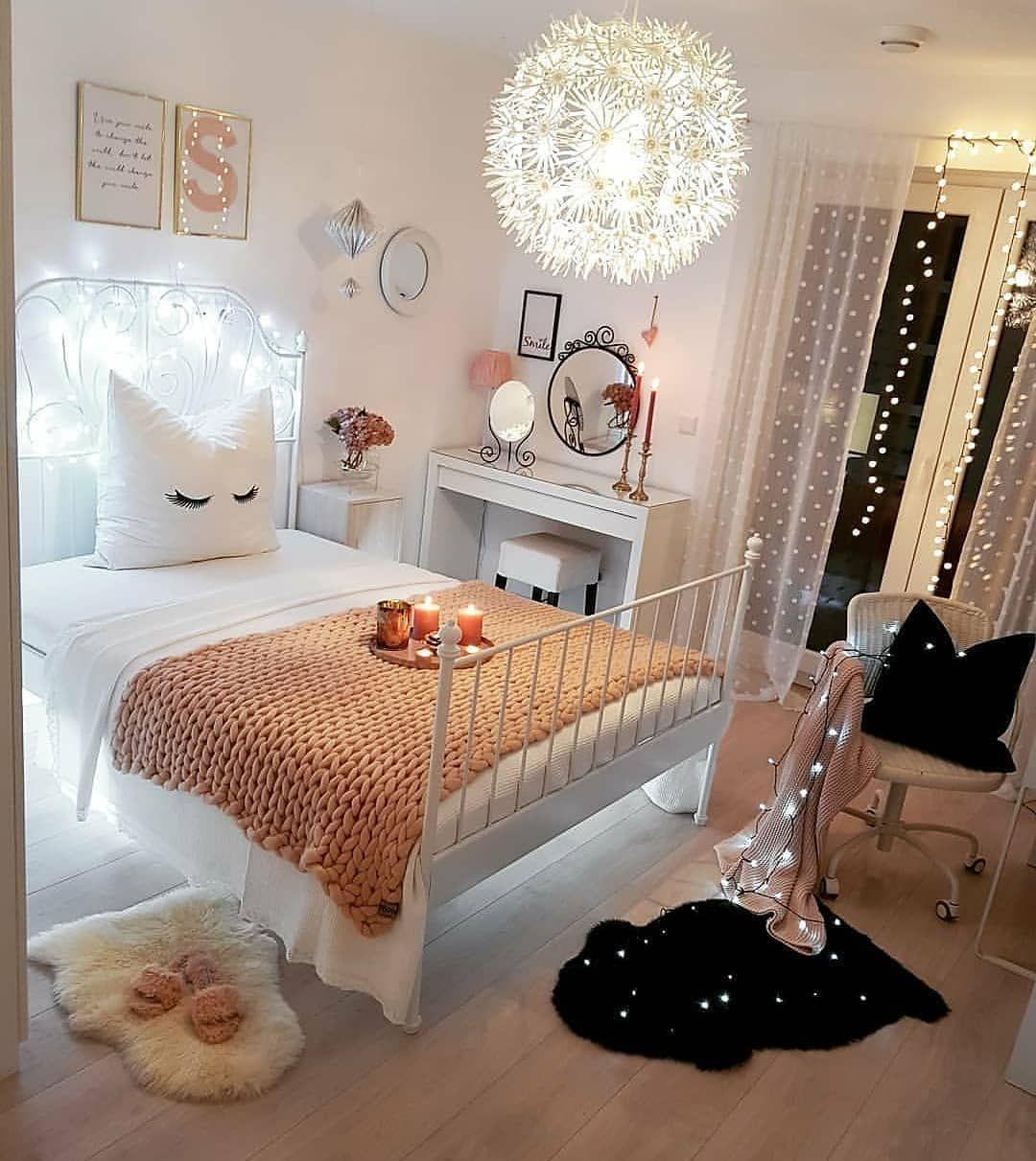 1 2 3 4 5 6 7 8 9 Or 10 Follow Inspiration Cutegirl Inspiration Cutegirl Inspiration Cutegirl In 2020 Bedroom Decor Bedroom Design Girl Bedroom Designs