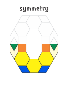 Numbers Pattern Blocks Pattern Block Templates Pattern Block
