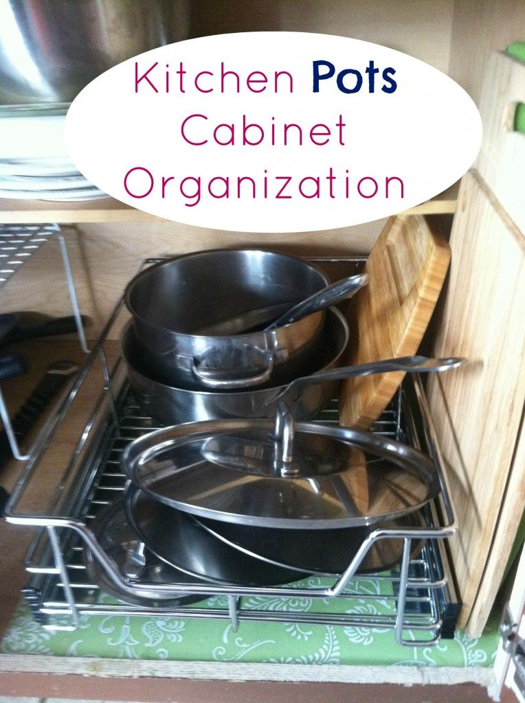 A $26 Costco Sliding Cabinet Organizer was so easy to install and makes such a big difference!