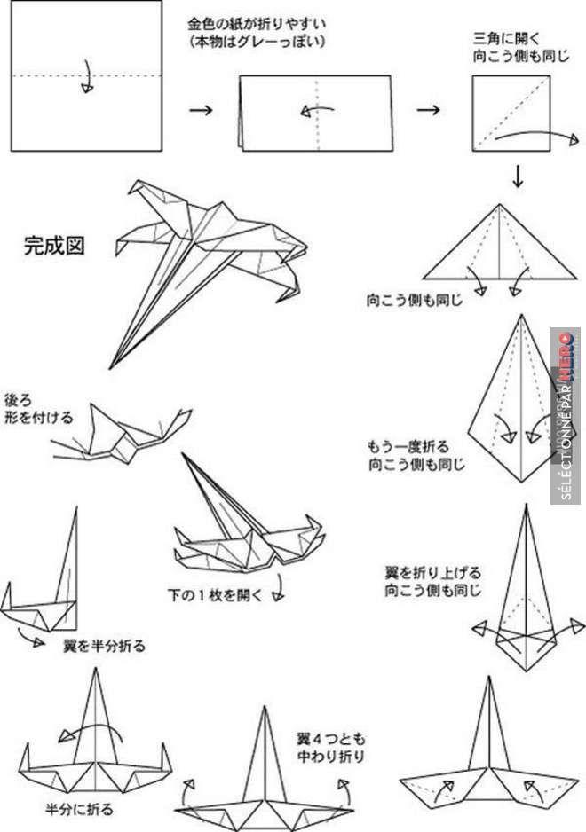 comment faire un x wing en papier holidays pinterest avion en papier avion et star wars. Black Bedroom Furniture Sets. Home Design Ideas