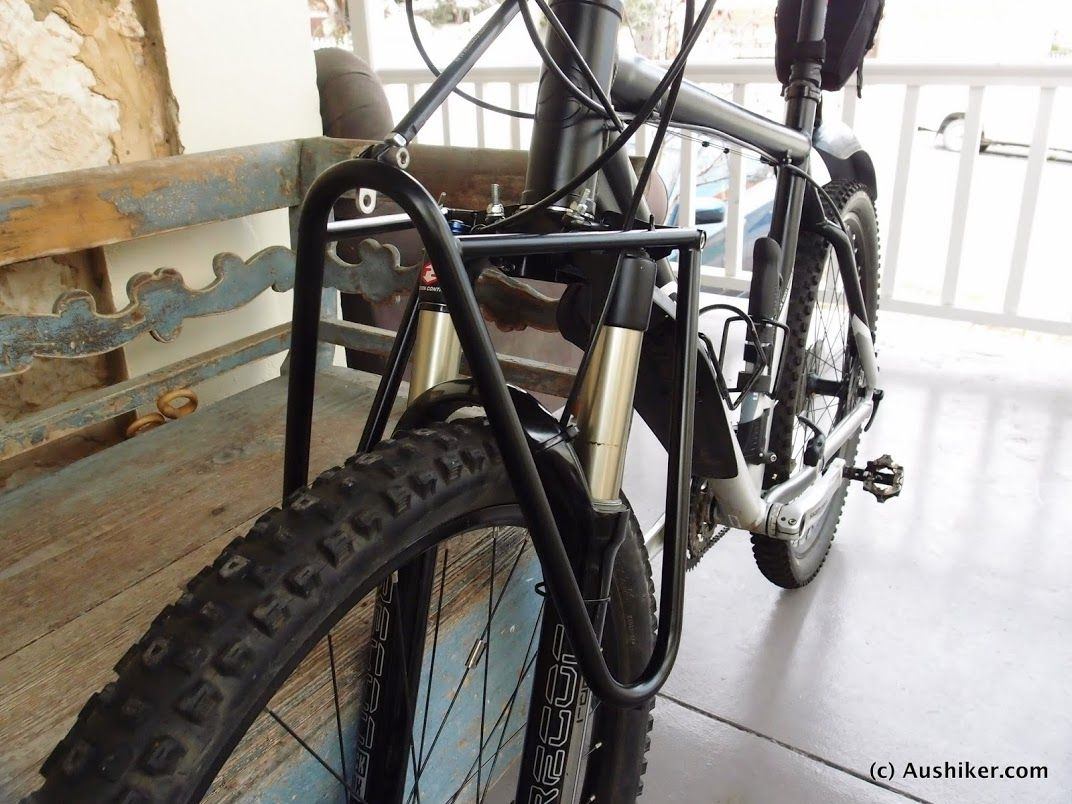 Tubus Swing fitted to a Giant XTC 2   Touring bike   Pinterest