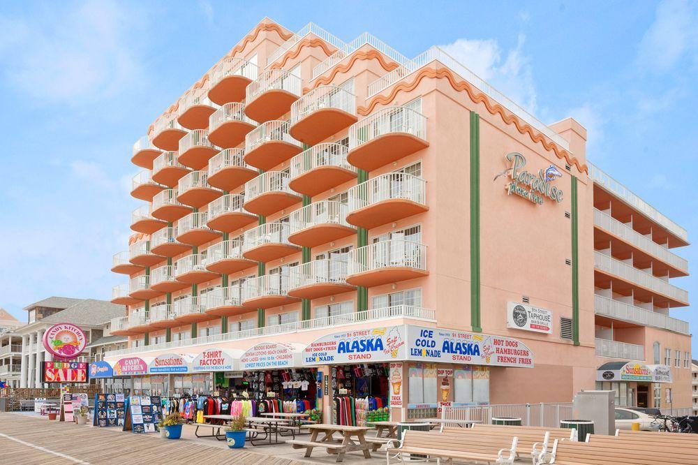 Paradise Plaza Inn Is Pet Friendly Ocean City
