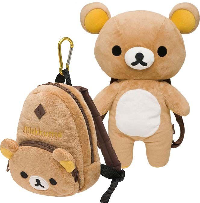 Ralakkuma backpack #Rilakkuma