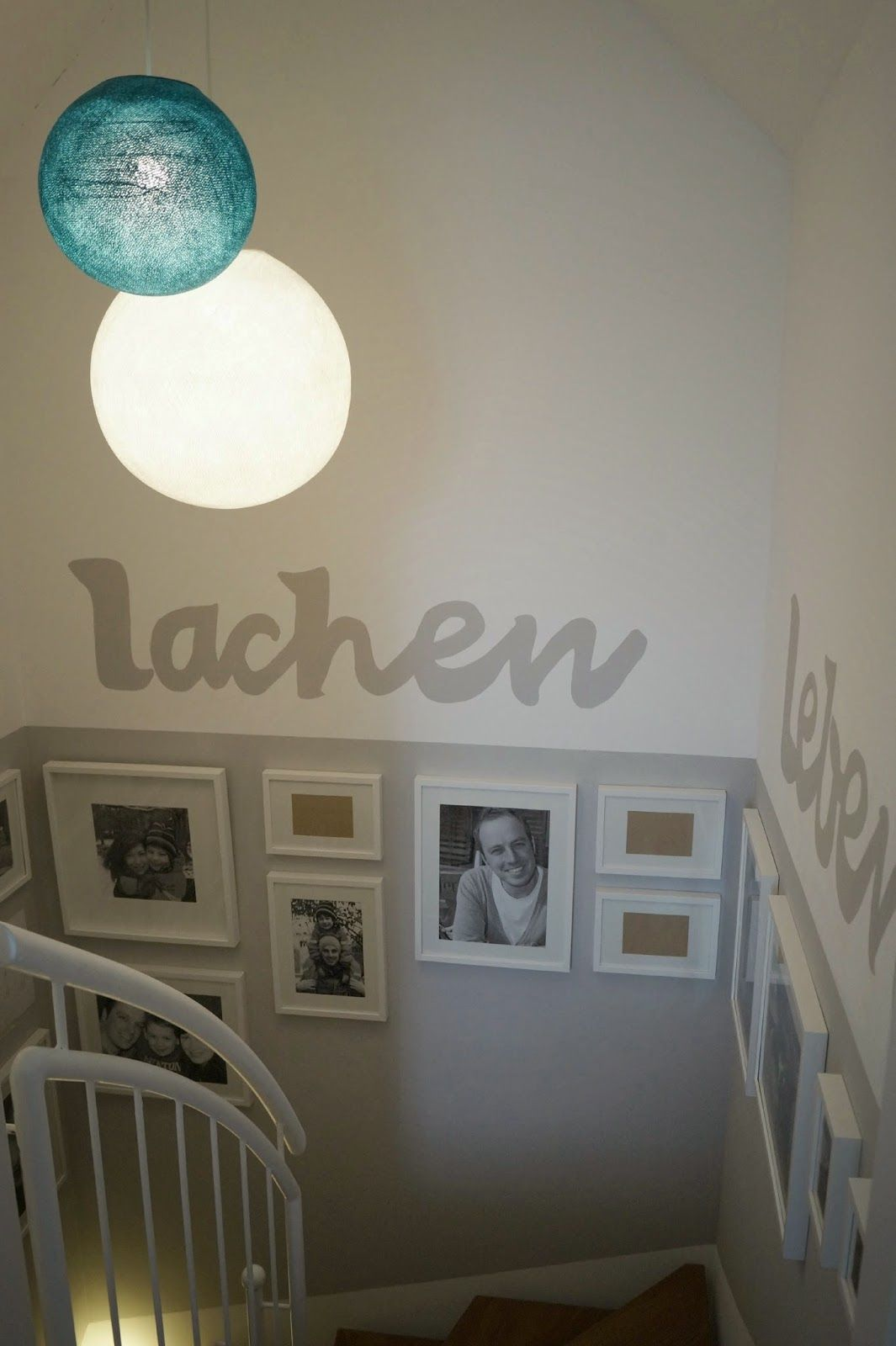 Elegant Lachkauz: Treppenhaus Make Over