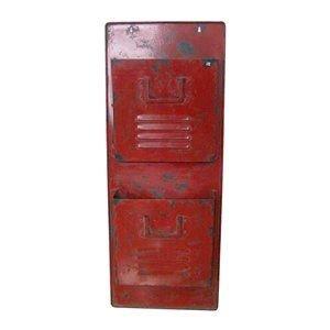 Cheungs 2 Tier File Pockets Wall Organizer With Mail Storage Wayfair Wall Organization Mail Storage Wall Mount Mailbox