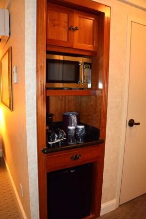 Image Result For Hotel Room Coffee Microwave Area Tall
