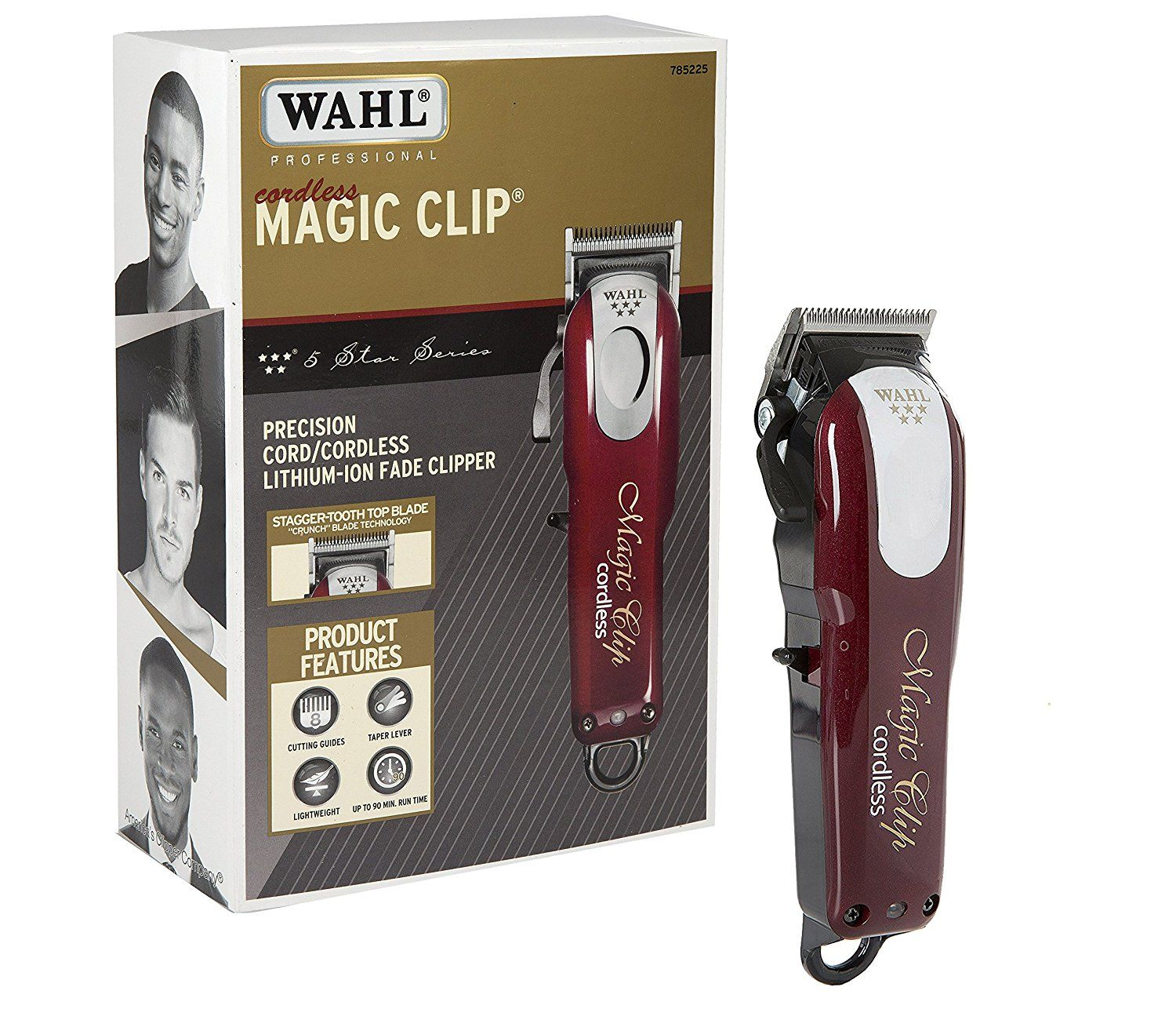 whal magic clippers home   professional use best hair clippers for smart  grooming check price on Amazon 6b919c514271