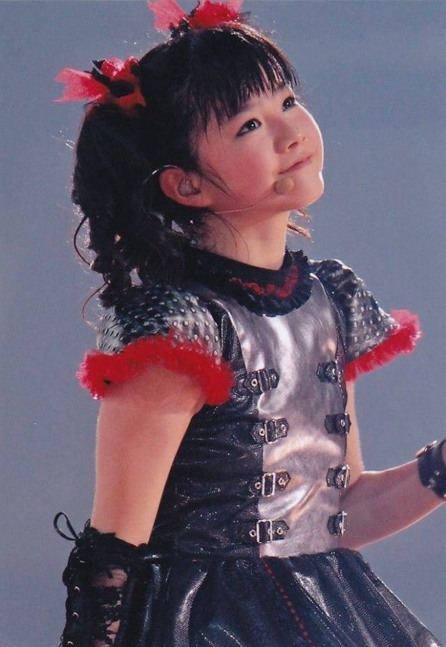 BABYMETAL live at Nippon Budokan - HD photo-sets - BABYMETAL