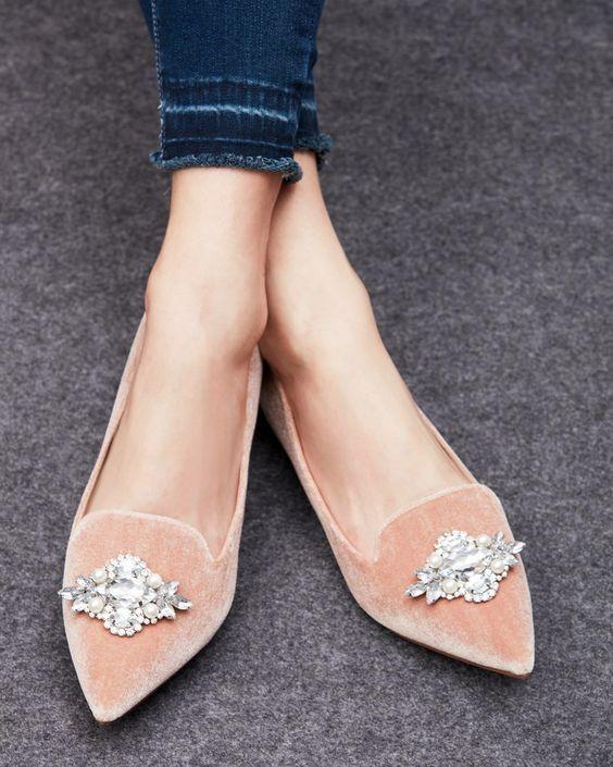 11 Zapatos sin tacón que van perfectos con cualquier outfit de oficina