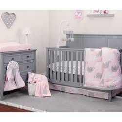 Viv + Rae Yasmeen 10 Piece Crib Bedding Set in Blu
