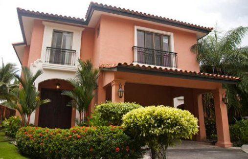 Fachadas de casas coloniales mexicanas fotos de fachadas - Fachadas de casas pintadas ...