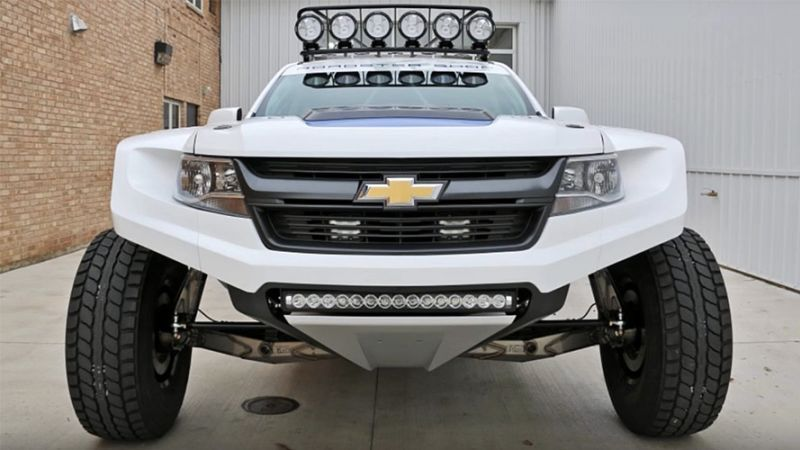 I Think We Ve Found The Most Modified Chevy Colorado You Ll Ever