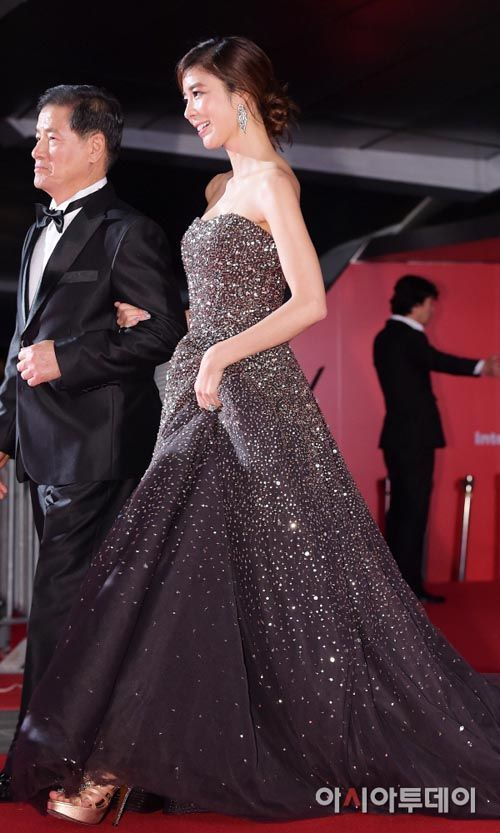 TERESA PALMER at 2014 Busan International Film Festival